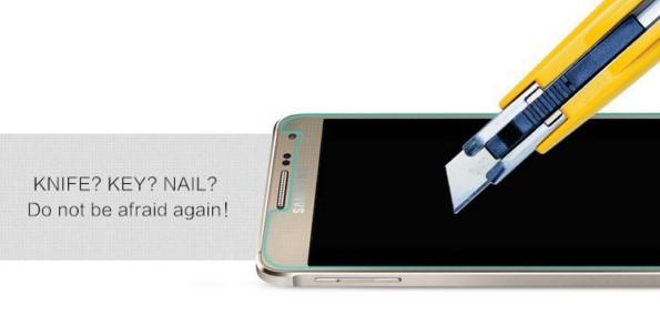 Стекло на Samsung Galaxy Alpha - супер пленка для экрана