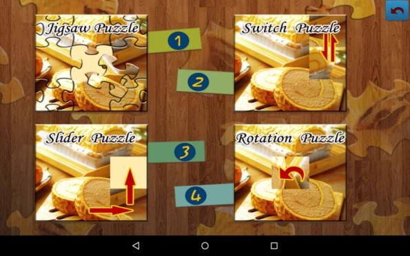 Jigsaw Puzzles – море пазлов для Galaxy S5, S4, S3, Note 3, Note 4, Ace 2