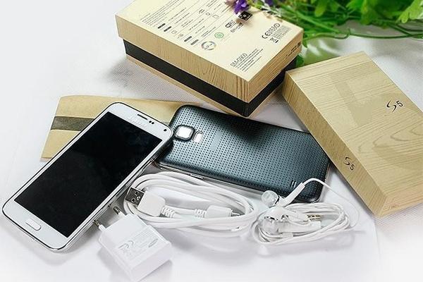 Качественная копия Samsung Galaxy S5 I9600 с процессором MTK6582