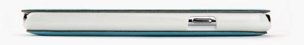 Кожаный чехол на Samsung Galaxy Grand Neo