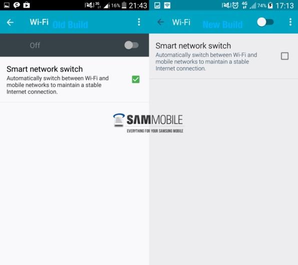 Обновление TouchWiz в Галакси С5 - Android Lollipop сборка LRX02E