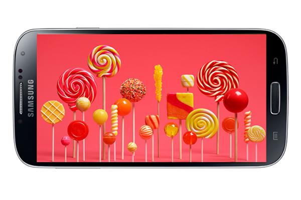 Подтверждено получение Android 5.0 Lollipop на Samsung Galaxy S4