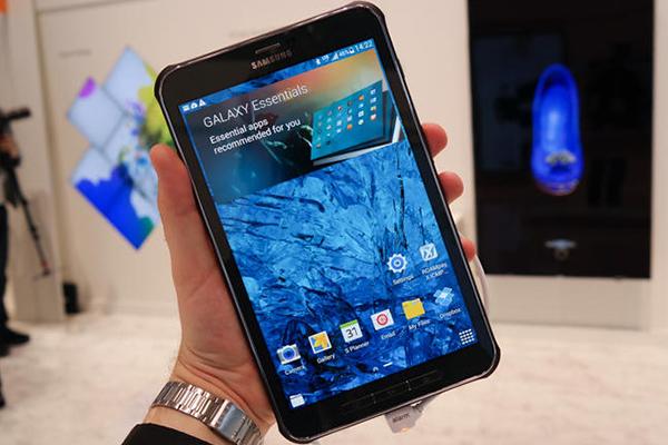 Особенности Samsung Galaxy Tab Active - видео применения планшета