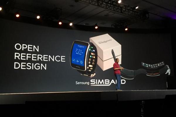 Новые смарт-часы Samsung Simband с кучей датчиков для отслеживания состояния здоровья