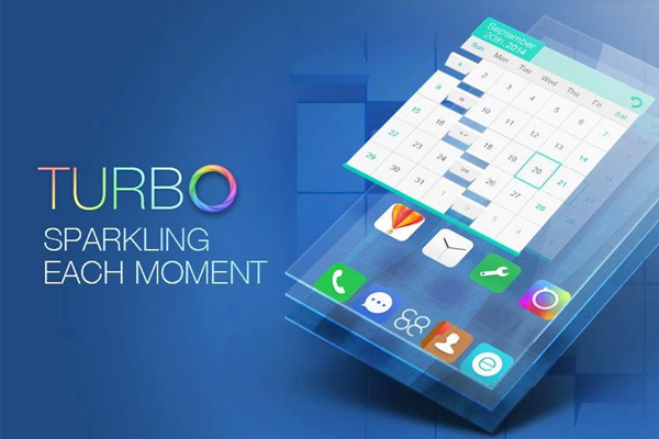 Turbo Launcher – стильный лончер для Samsung Galaxy S5, S4, Note 3, Note 4