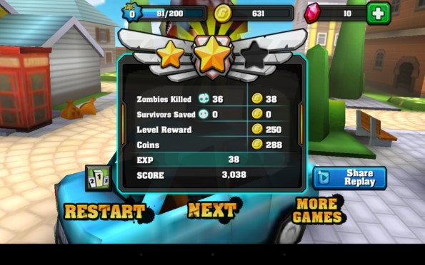 Action of Mayday: Zombie World – новое противостояние для Samsung Galaxy S5, S4, Note 3, Note 4