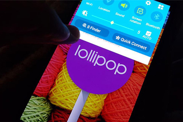Тестирование Android 5.0 Lollipop на Galaxy S4 Google Edition