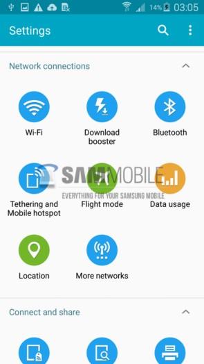 Установить Android 5.0 Lollipop (LRX21T) для Samsung Galaxy S5 (SM-G900F)