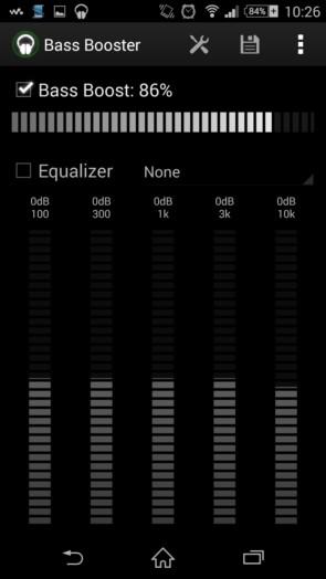 Bass Booster – усиливаем басы для Galaxy S5, S4, S3, Note 3, Note 4, Ace 2