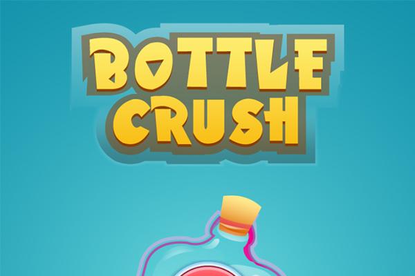 Bottle Crush – уничтожаем бутылки для Galaxy S5, S4, S3, Note 3, Note 4, Ace 2