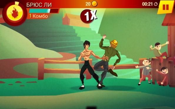 Bruce Lee – легендарный боец для Samsung Galaxy Note 4, Note 3, S5, S4, S3