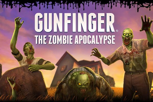 GunFinger – зомби-нашествие для Samsung Galaxy Note 4, Note 3, S5, S4, S3