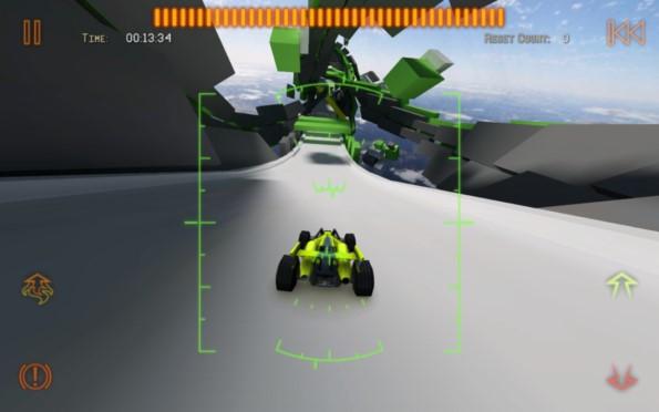 Jet Car Stunts 2 – экстремальные гонки для Samsung Galaxy Note 4, Note 3, S5, S4, S3