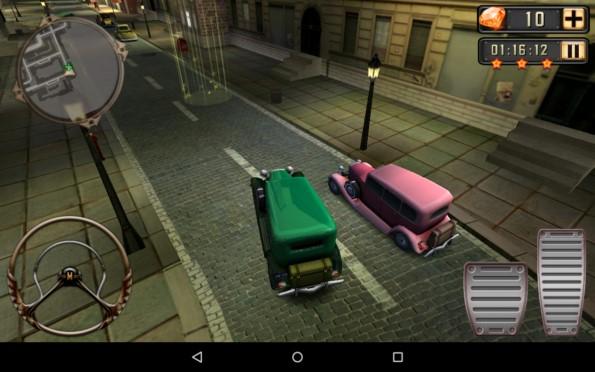 Mafia Driver – водитель для мафии для Samsung Galaxy S5, S4, Note 3, Note 4