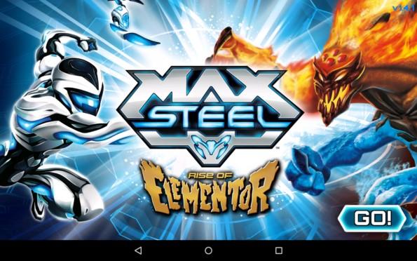 Max Steel – человек в супер костюме для Samsung Galaxy Note 4, Note 3, S5, S4, S3
