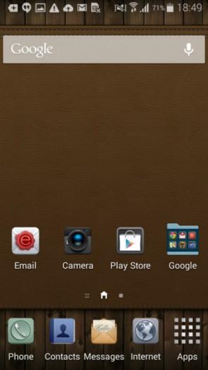 Примеры тем Samsung TouchWiz в Галакси А3