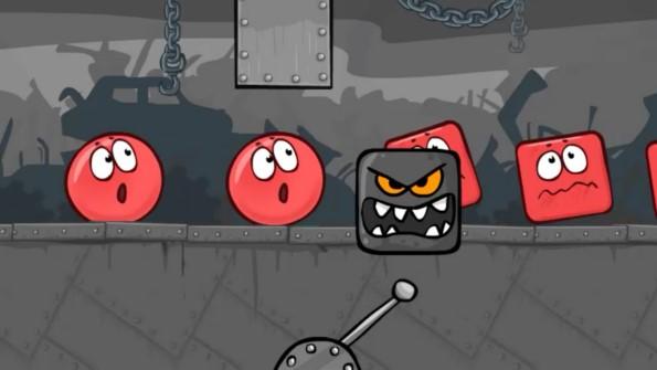 Red Ball – спасение планеты для Galaxy S5, S4, S3, Note 3, Note 4, Ace 2