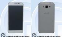 Внешний вид Samsung Galaxy Grand 3 — утечка из TENAA