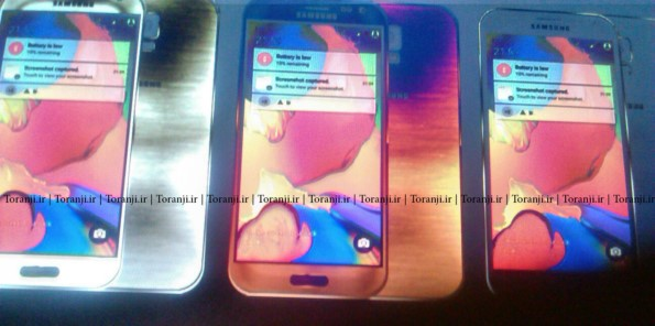 Утечка фотографий с Samsung Galaxy S6 - фейк или правда?