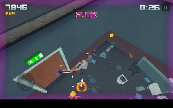 Smash Office – ра-згромим офис на Галакси С5, С4, Нот 4, Нот 3