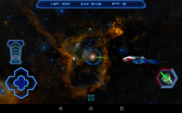 Star Splitter 3D – зачистка галактик для Samsung Galaxy S5, S4, Note 3, Note 4