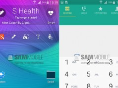 Скриншоты Android 5.0 Lollipop для Samsung Galaxy Note 4