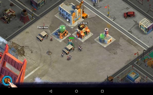 Clash of Mafias – мафиозная империя для Samsung Galaxy Note 4, Note 3, S5, S4, S3