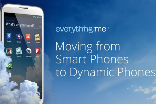EverythingMe – умный лаунчер для Galaxy S5, S4, S3, Note 3, Note 4, Ace 2