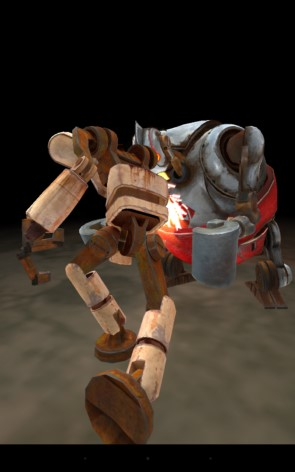 Ironkill – дерёмся роботом для Галакси С5, С4, Нот 4, Нот 3