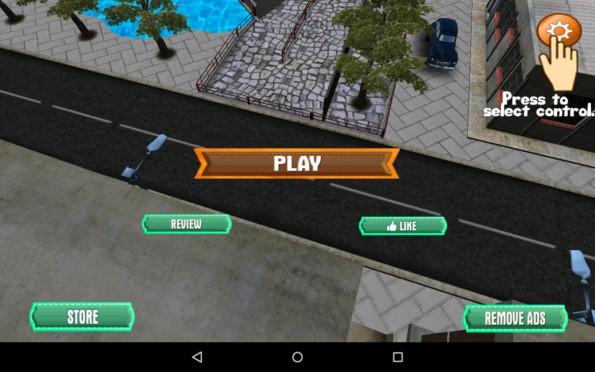 Mafia Parking - мафиозная парковка для Galaxy S5, S4, S3, Note 3, Note 4, Ace 2