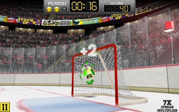 NHL Smash – точная шайба для Samsung Galaxy Note 4, Note 3, S5, S4, S3