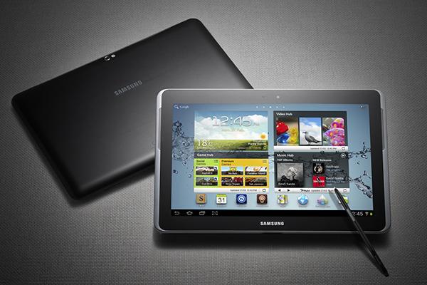 Номера моделей новых плншетов Galaxy Tab и Note Tablet