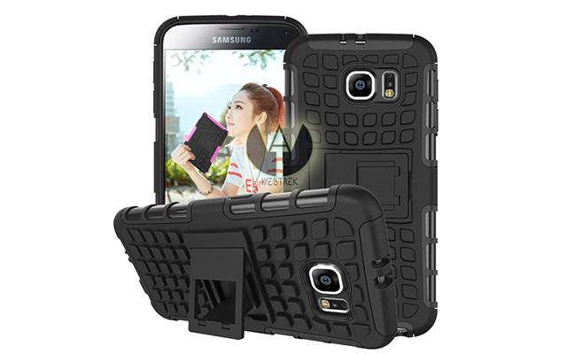 Утечка: предполагаемое фото Samsung Galaxy S6 в чехле