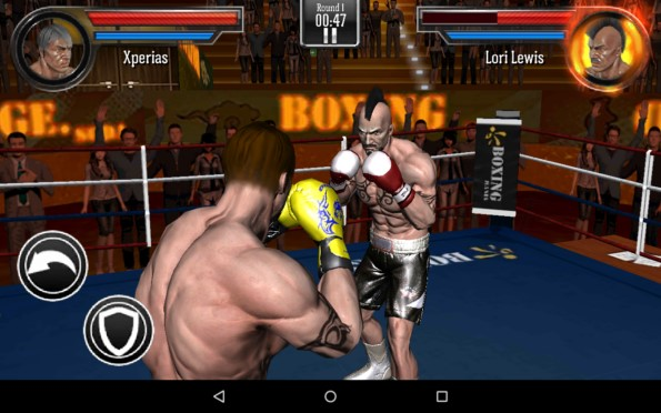 Punch Boxing – король бокса для Samsung Galaxy S5, S4, Note 3, Note 4