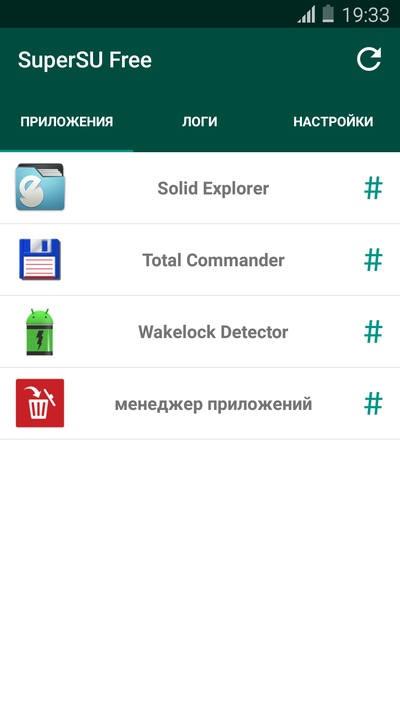 Root на Android 5.0 Lollipop для Galaxy Note 3