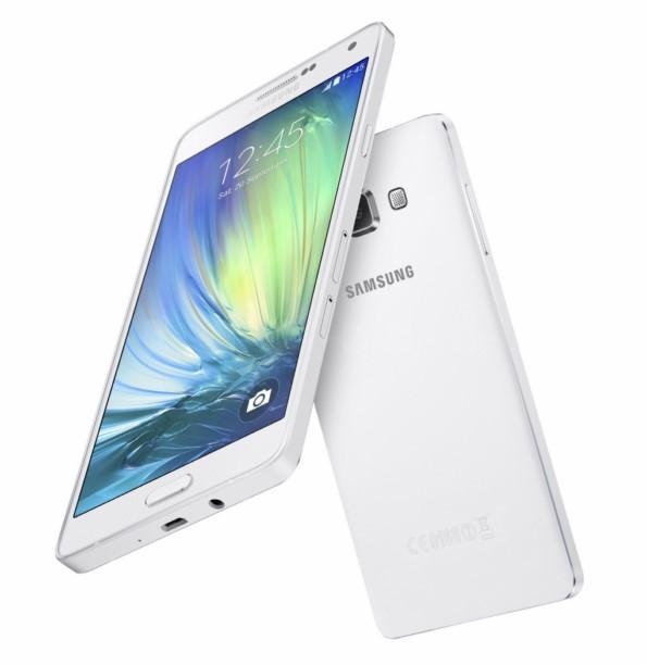 Дизайн Samsung Galaxy A7