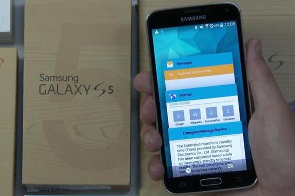 Android 5.0 Lollipop для Samsung Galaxy S5 вышел в России