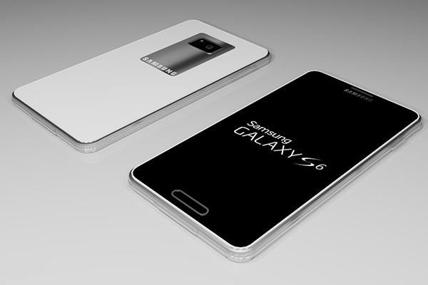 Новые материалы корпуса Samsung Galaxy S6 - металл и стекло