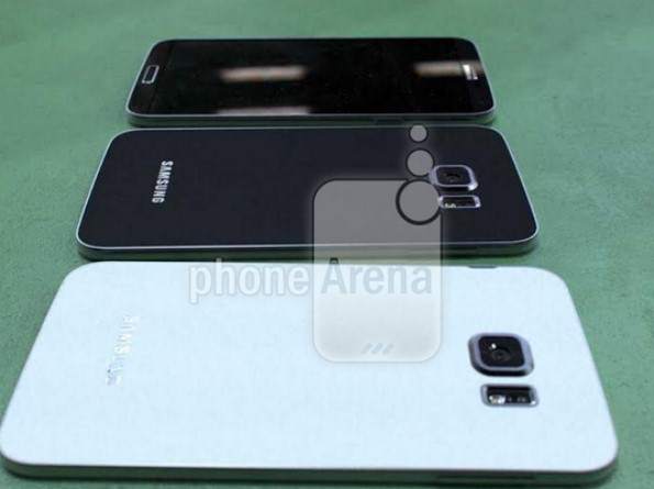Живые фото прототипа Samsung Galaxy S6