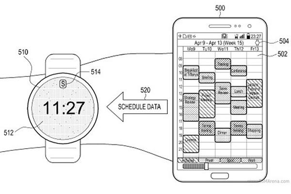 Умные часы Samsung Orbis получат беспроводную зарядку