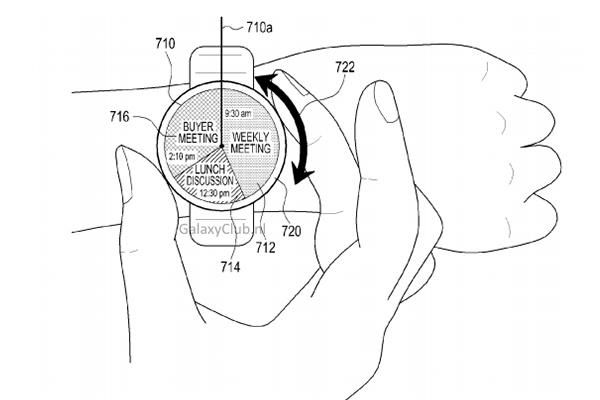 Samsung SM-R720 - круглые часы могут показать на MWC 2015