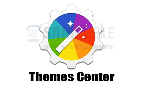 """""""Центр Тем"""" и """"Магазин Тем"""" появятся в новых устройствах Samsung"""