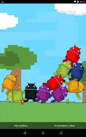 Shake Them All 2 – встряхни андроидов для Галакси С5, С4, Нот 4, Нот 3