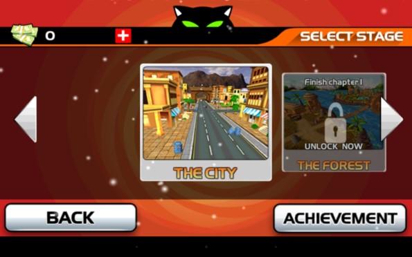 Super Spy Cat – кошачья война для Samsung Galaxy Note 4, Note 3, S5, S4, S3