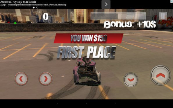 Total Destruction Derby Racing – разгромные гонки для Галакси С5, С4, Нот 4, Нот 3