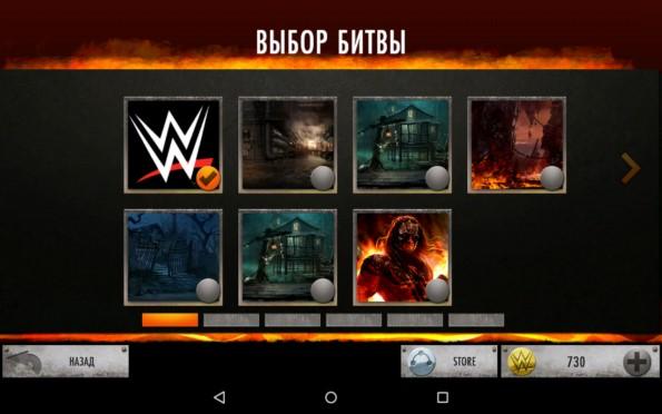 WWE Immortals – сюрреалистичный реслинг для Samsung Galaxy S5, S4, Note 3, Note 4