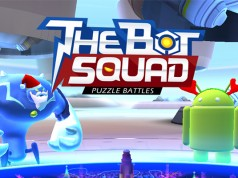 The Bot Squad – борьба дронов для Галакси С5, С4, Нот 4, Нот 3