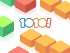 1010! – тетрис по-новому для Samsung Galaxy Note 4, Note 3, S5, S4, S3