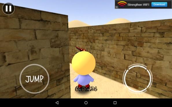 3D Maze – бег в лабиринте для Galaxy S5, S4, S3, Note 3, Note 4, Ace 2