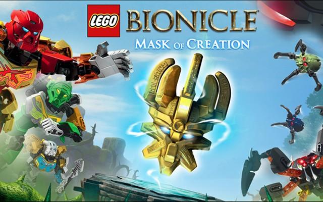 BIONICLE – легенда Маски Мироздания для Галакси С5, С4, Нот 4, Нот 3